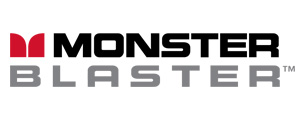 logo monster blaster